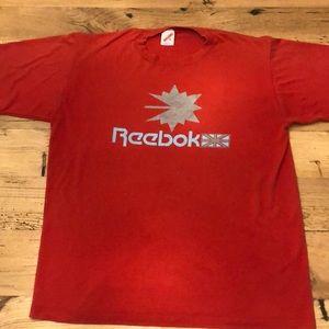 ***SOLD****Reebok Classic Logo T-Shirt Mens XL